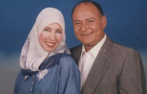 Aisha and Mohamed