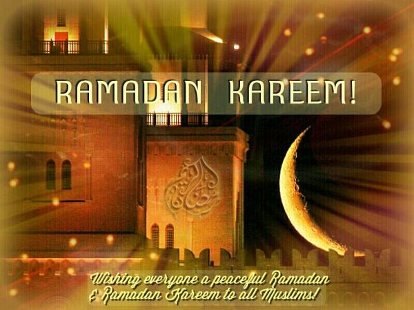 Ramadan Kareem Card image