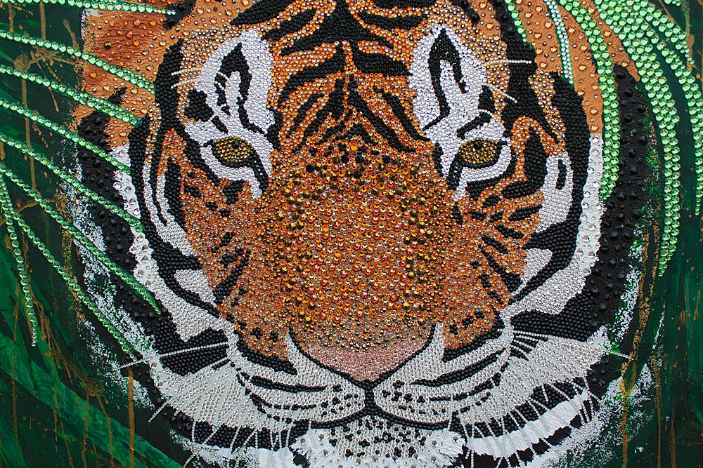 Art Of Endangered Animals Sparkles On World Animal Day