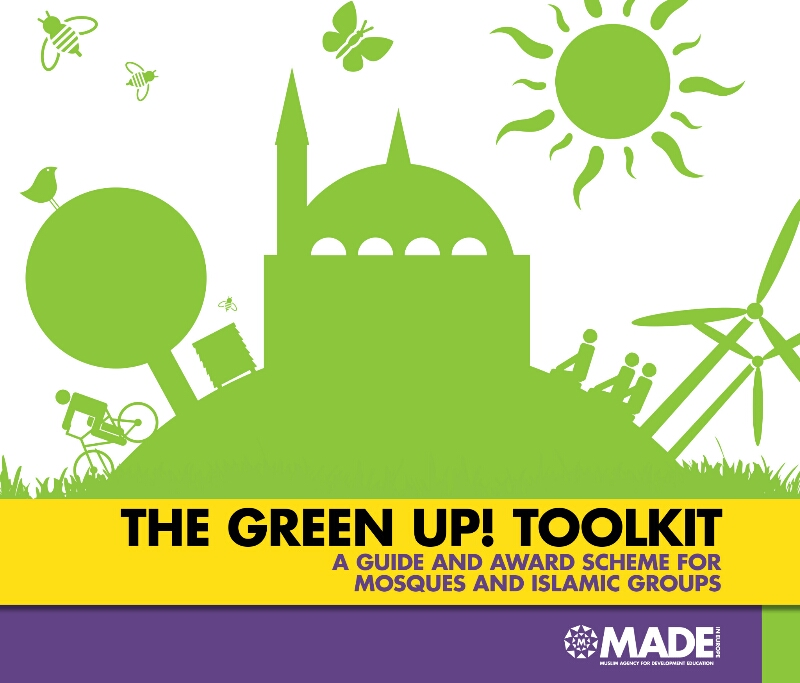 Green Up Toolkit Cover