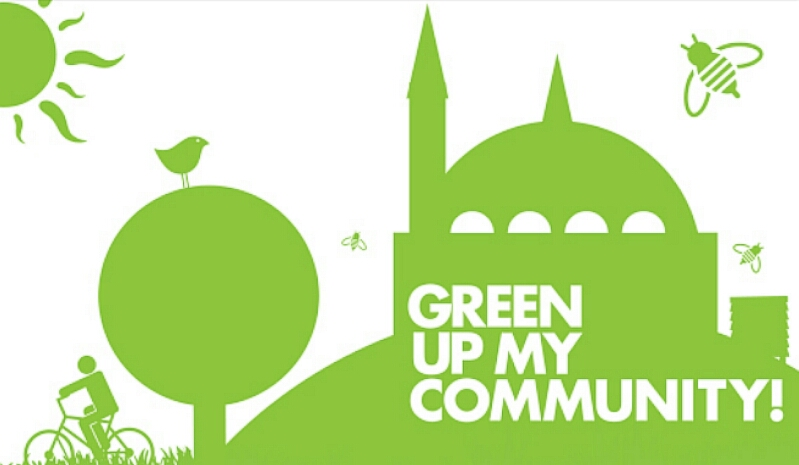 Green Up My Community!