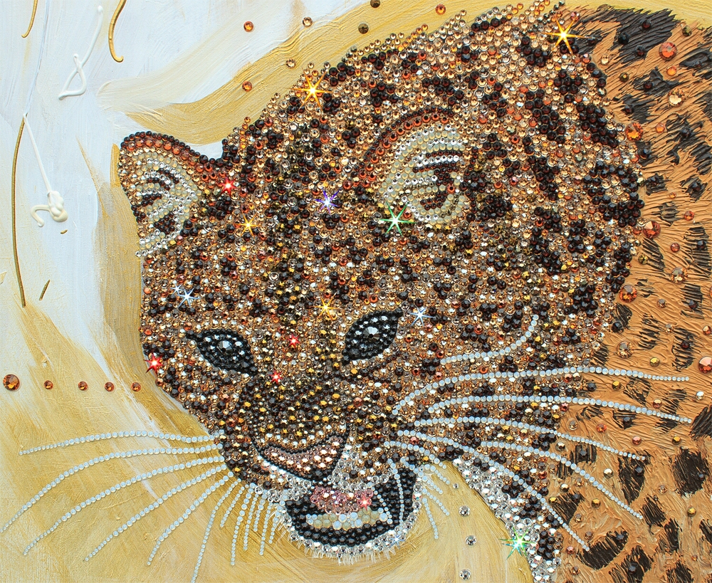 Art Of Endangered Animals Sparkles On World Animal Day