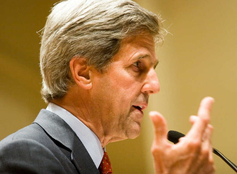 John Kerry Speaks on Faith-Based Communities and the Environment