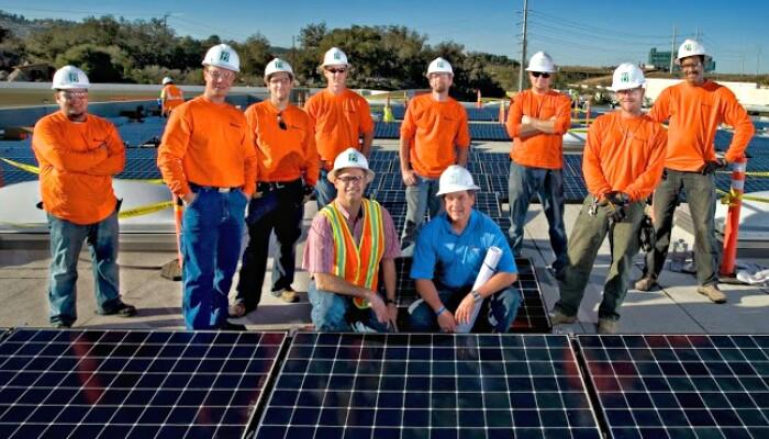 Baker Electric Solar >> Baker Electric Solar Wins 2 Coveted Sunpower Awards