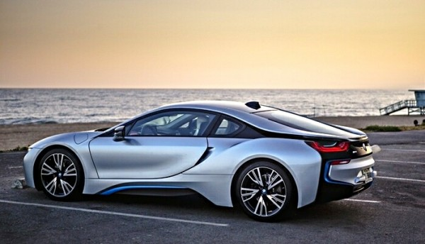 BMW i8 wins 2015 World Green Car Award