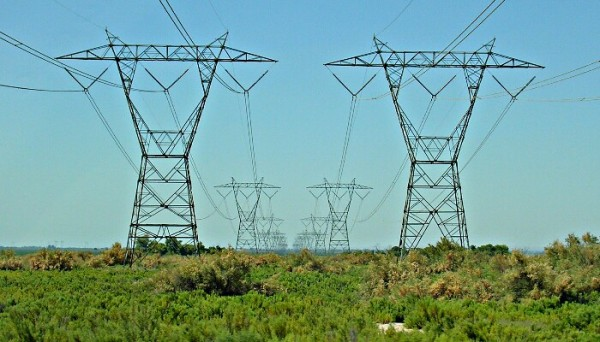 Path 26 of Southern California's Power Grid